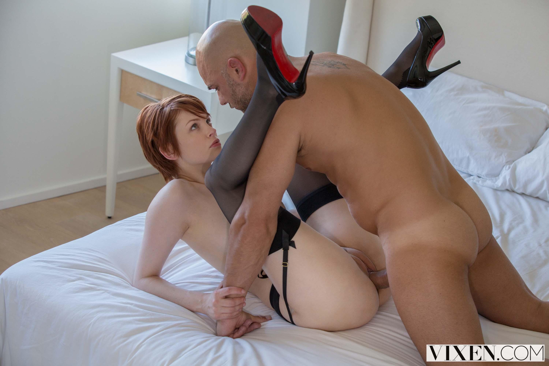 Lana Rhoades Has Sex Her Boss